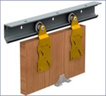 Как сделать раздвижные двери для шкафа своими